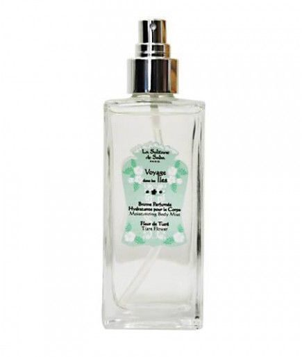 Fragrant mist - Tiare flower - the Sultane de Saba