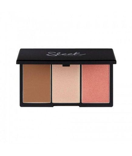 Palette Contouring et Blush - Face Form Light - Sleek
