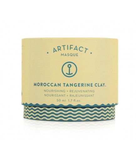 Masque Visage Moroccan Tangerine Clay - Nourrissant + Rajeunissant - ARTIFACT
