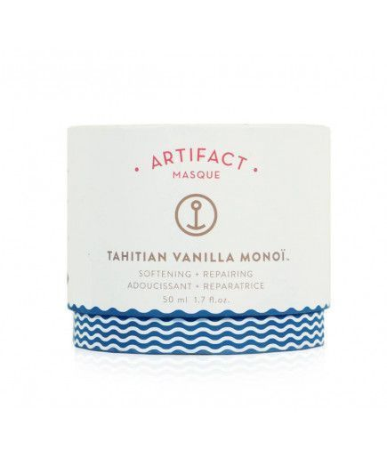 Masque Visage - Tahitian Vanilla Monoï - Artifact