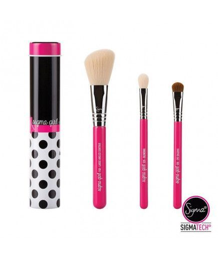 Color Pop Brush Kit - Sigma Beauty