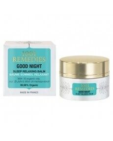 Baume de nuit relaxant - Good Night - 1001 REMEDIES