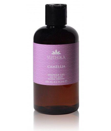 Gel douche Camélia - Camellia - YUTHIKA
