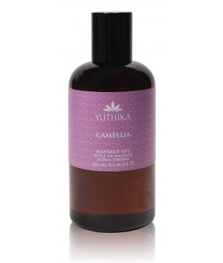 Huile de massage Camélia - Camellia - YUTHIKA