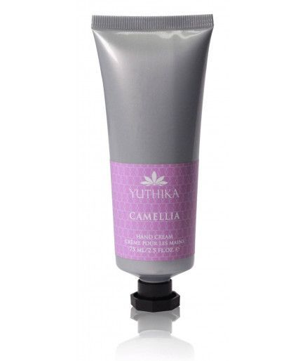 Crème pour les mains Camélia - Camellia - YUTHIKA
