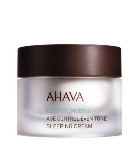 Night care nourishing anti-aging - AHAVA