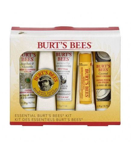 Kit Essentiel - Burt's Bees