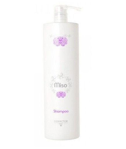 Shampoo Nährend - Bad-Glück - LISSFACTOR
