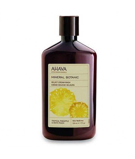 Crème douche Ananas / Pêche - AHAVA