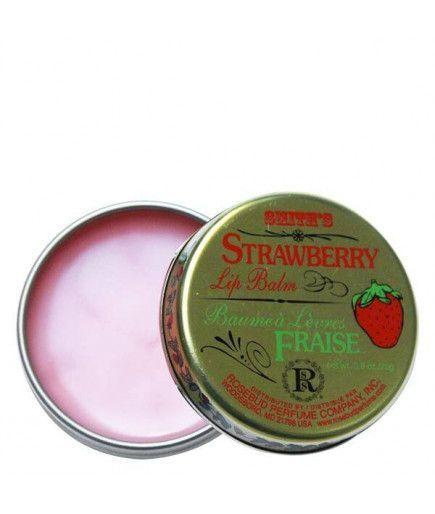 Baume à Lèvres - Fraise - Rosebud Perfume Company