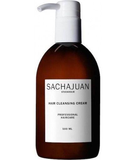 Crème Lavante Cheveux - Hair Cleansing Cream - SACHAJUAN