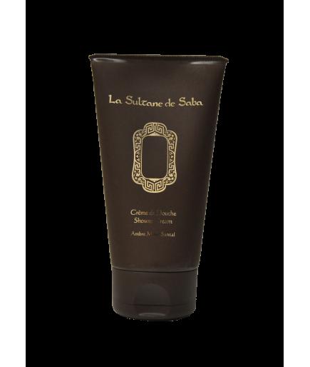 Crème de douche - Ambre Musc Santal - La Sultane de Saba