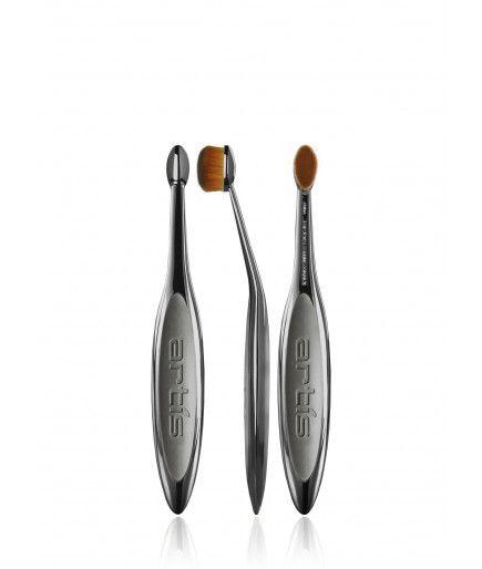 Cepillo De Élite De Humo Oval 3 - Artis Pincel