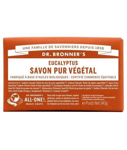 Barra di sapone - tea tree - Dr. Bronner