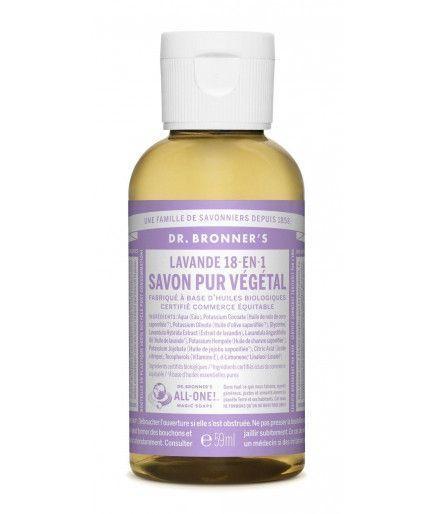 Flüssige Seife Castile Soap - Lavendel - Dr. Bronner