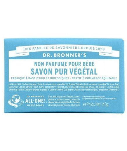 Pain de savon - Bébé - Dr Bronner