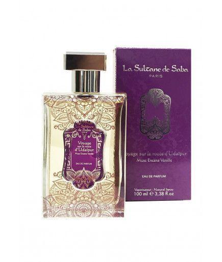 El Perfume del Almizcle de Incienso de Vainilla - La Sultane de Saba