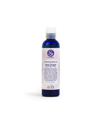 Aceite de Lujo del cuerpo - de Limón-Almendra - SoapWalla