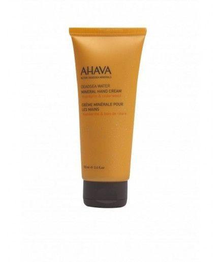 Crema de mineral de manos de Cactus y Pimienta Rosa - AHAVA