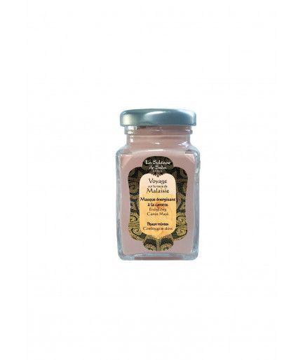 Masque énergisant à la carotte - Peaux Mixtes - La Sultane de Saba