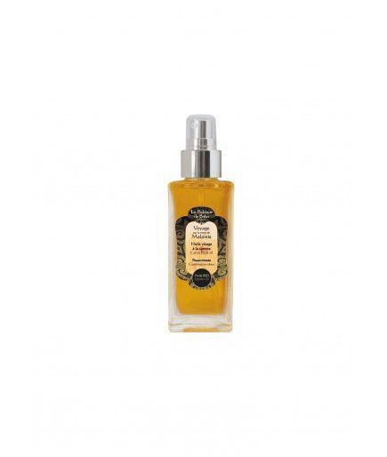 Aceite de Cara a la zanahoria - Bio - La Sultane de Saba
