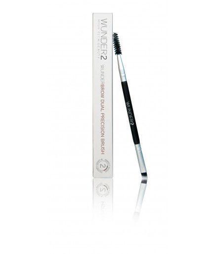 Cepillo de cejas - WUNDERBROW de Doble Precisión BrushDual Precisión Pincel - Wunder2