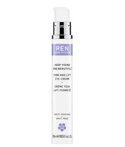 Crema de ojos lift crema reafirmante - Mantener Joven y Hermosa ™ - REN de Cuidado de la piel