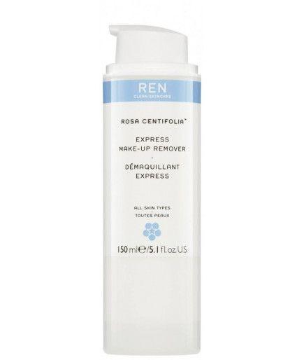 Limpieza Express - Rosa Centifolia™ - REN de Cuidado de la piel
