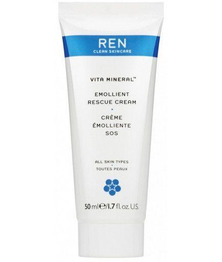 Crema Emolliente SOS - Vita Mineral™ - REN de Cuidado de la piel