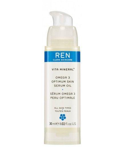 Suero de Omega 3 de la Piel Óptima - Vita Mineral™ - REN de Cuidado de la piel