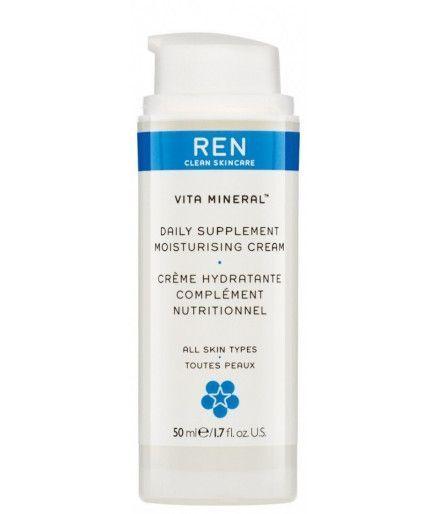 Crema hidratante Suplemento Nutricional - Vita Mineral™ - REN de Cuidado de la piel