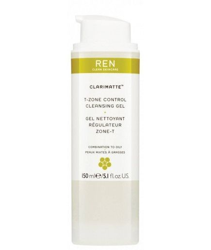 Gel Nettoyant Régulateur Zone-T - Clarinette™ - REN Skincare