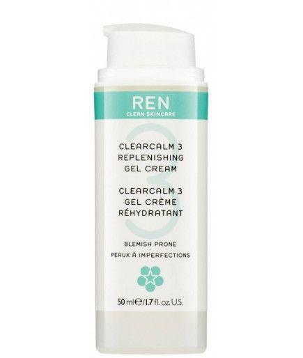 Gel Crema Hidratante - Claro Calma 3 - REN de Cuidado de la piel