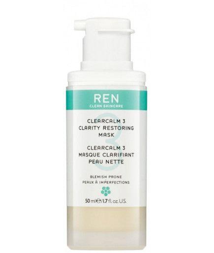 Maske Klärend-Haut-Netto - Clear Calm 3 - REN Skincare