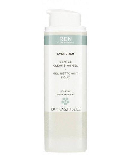 Gel Limpiador Suave - Evercalm™ - REN de Cuidado de la piel