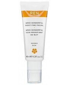 Wake Cura Meravigliosa Lente di Notte - Glow - REN Skincare