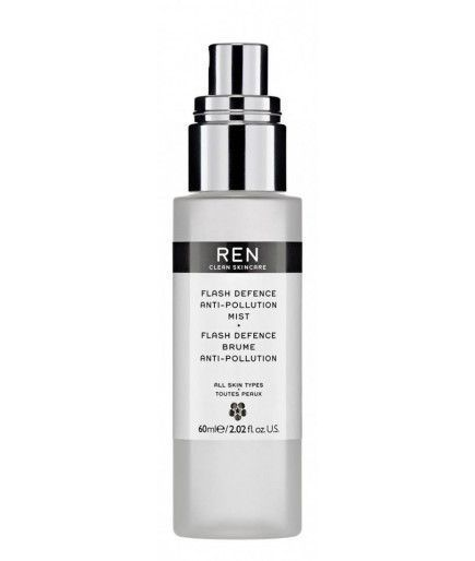 Flash-Defence-Nebel-Anti-Pollution - Beauty-Booster - REN Skincare