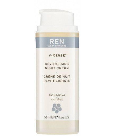 Crema de noche Revitalizante - V-CENSE™ - REN de Cuidado de la piel
