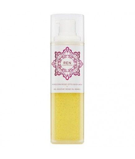 Gel de ducha - la Rosa de Marruecos - REN de Cuidado de la piel