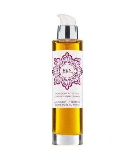 Öl Körper, Ultra-Feuchtigkeitsspendend - Rose Marokko - REN Skincare
