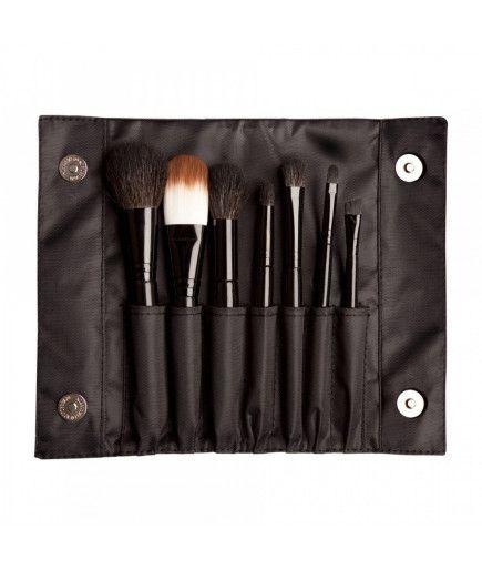 Kit de 7 pinceles de maquillaje Cepillo Conjunto Elegante