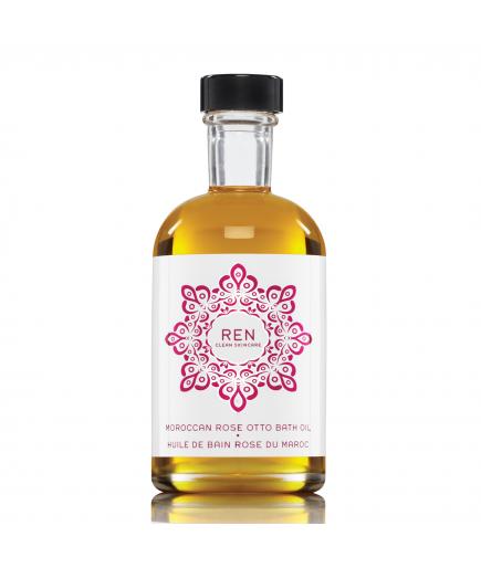 Baño de aceite de Rosa de Marruecos - Ren de Cuidado de la piel