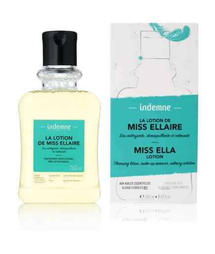 LA LOZIONE DI MISS ELLAIRE - pulizia con Acqua, detergenti e lenitive - Libero