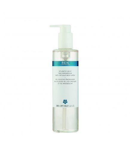 Gel de ducha Energisant Algas del Atlántico y Magnesio - REN de Cuidado de la piel