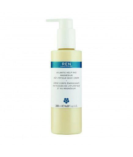 Crema para el cuerpo Energisante Algas del Atlántico y Magnesio - REN de Cuidado de la piel