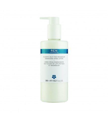 Crema de manos Energisante Algas del Atlántico y Magnesio - REN de Cuidado de la piel