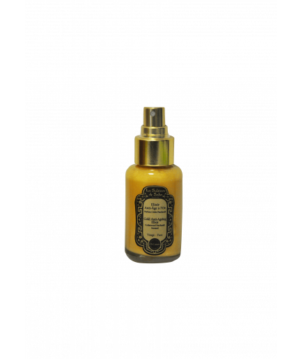 Elixir Anti-âge à l'Or - Cèdre Patchouli