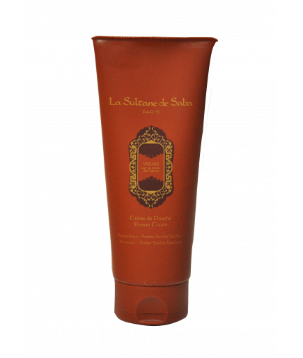 Crème de douche - Ayurvédique - La Sultane de Saba