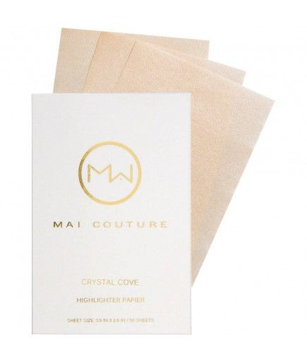 Highlighter Papier - Crystal Cove - Mai Couture