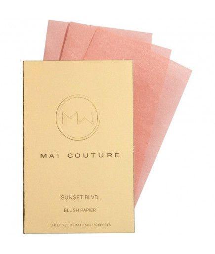 Blush Carta - Sunset Blvd. - Mai Couture